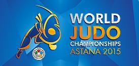 World Judo Championship, Astana 2015